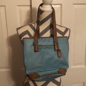Coach Med tote/bucket bag